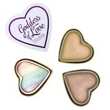 "Makeup Revolution ""Blushing hearts"" Хайлайтер"