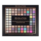 "Makeup Revolution ""144 Ultimate Eyeshadow Palette Collection 2018"" палетка теней"