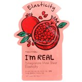 Tony Moly Тканевая маска с экстр.граната I'm real pomegranate mask sheet, 21 мл