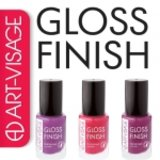 "ART-VISAGE ""GLOSS FINISH"" Лак для ногтей"