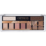 "CATRICE Палетка теней для век ""THE FRESH NUDE COLLECTION"""