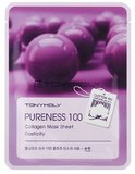 Tony Moly Тканевая маска с экстр.коллагена Pureness 100 collagen mask sheet, 21 мл