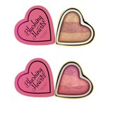 "Makeup Revolution Румяна ""BLUSHING HEARTS"""