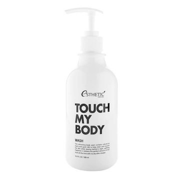 "ESTHETIC HOUSE Гель для душа Козье молоко ""TOUCH MY BODY GOAT MILK BODY WASH"""