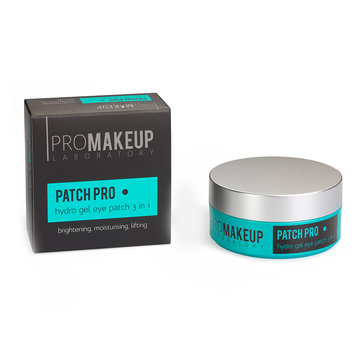 "PROMAKEUP laboratory Гидрогелевые патчи для глаз ""PATCH PRO 3in1"""