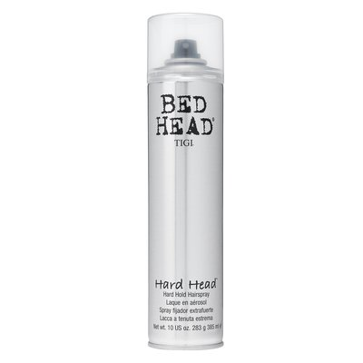 BED HEAD TIGI Лак для супер фиксации ''HARD HEAD""
