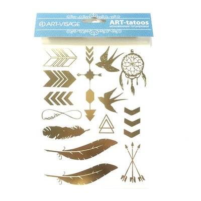 ART-VISAGE Art-tatoos Тату дизайн  30