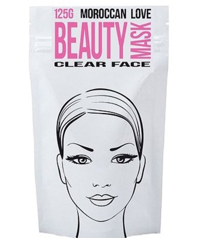BEAUTY MASK маска для лица CLEAR FACE 125 гр