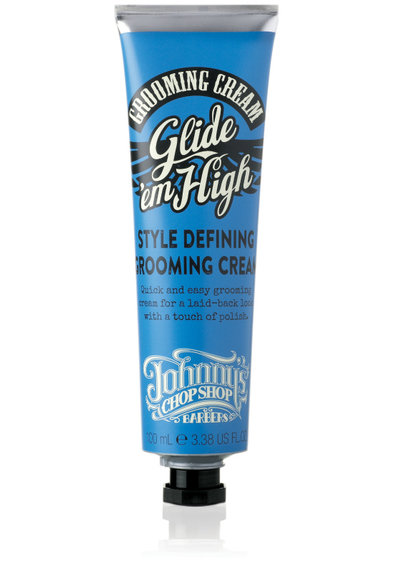 Johnny's Chop Shop GLIDE EM HIGH Grooming Cream крем для укладки волос