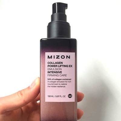 "MIZON Лифтинг-эмульсия для лица с коллагеном ""COLLAGEN POWER LIFTING EX EMULSION"""