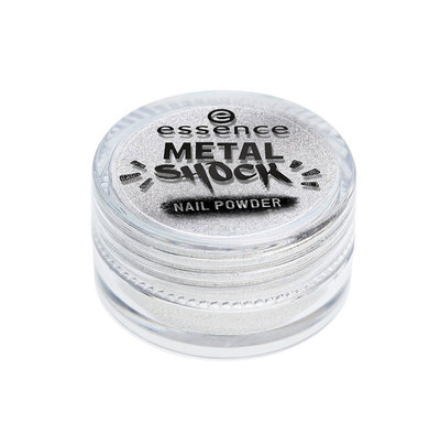 essence metal shock nail powder Пудра для ногтей