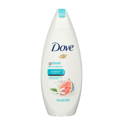 "DOVE ""go fresh"" гель для душа"