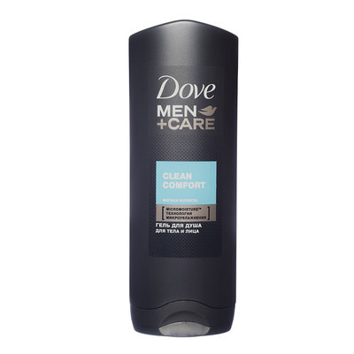 "DOVE MEN+CARE ""Clean Comfort"" гель для душа"
