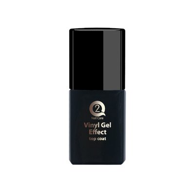 "Q2 nail care ""Vinyl Gel Effect"" Лак для ногтей"