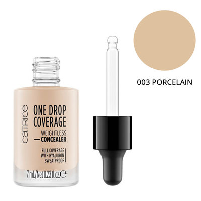 "CATRICE Консилер ""ONE DROP COVERAGE WEIGHTLESS CONCEALER"""
