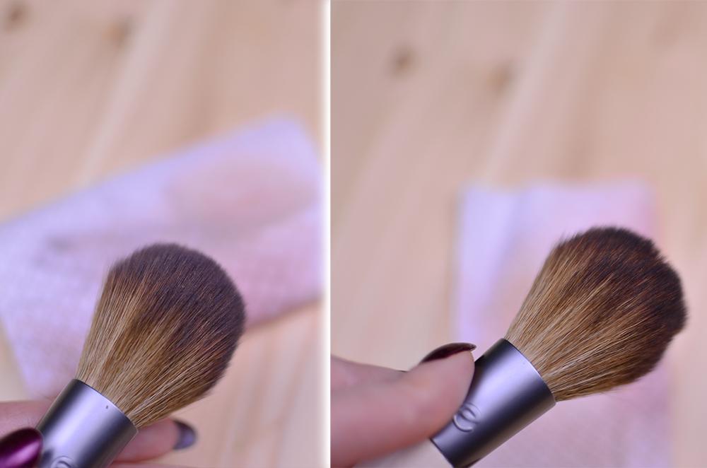 салфетки для очищения макияжа SHIK