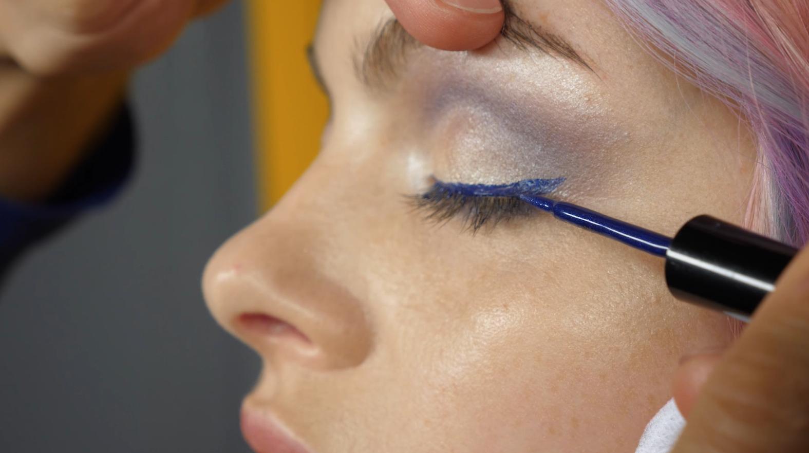 макияж от Сергея Турчанинова
