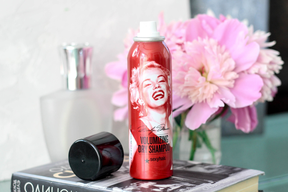отзыв на SEXY HAIR «Volumizing Dry Shampoo»