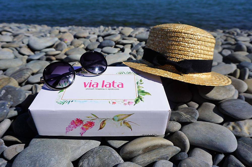VIA LATA продукты, которые нужно взять на отдых
