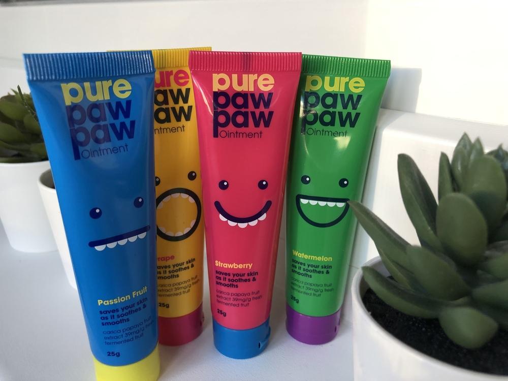Бальзам PURE PAW PAW с ароматом винограда
