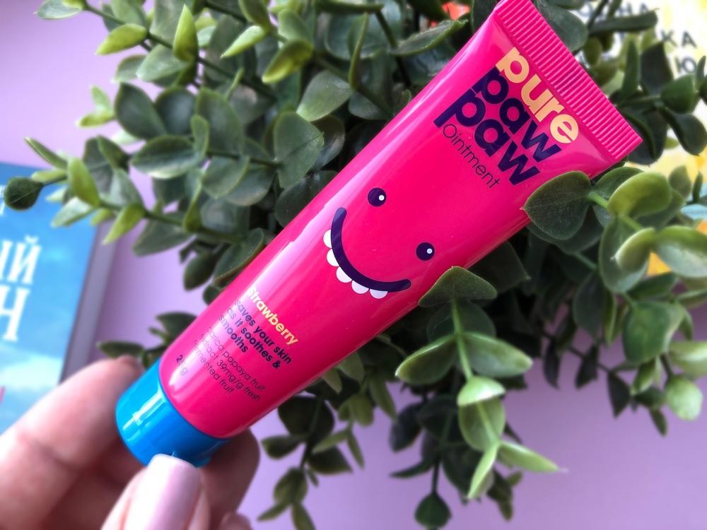 Бальзам PURE PAW PAW с ароматом клубники